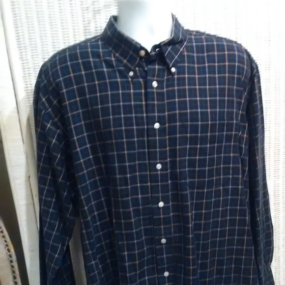 Jos. A. Bank Other - Jos A Banks Plaid button down mens long sleeve